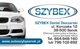 Firma Szybex Sanok